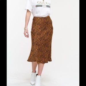 Hyped Unicorn Slip Skirt